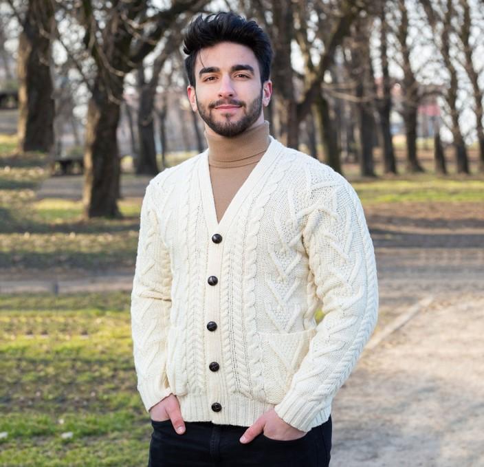 The Gentleman's Guide To Wearing An Irish Sweater